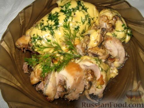 Пошаговый, Рецепты вторых блюд, С фото.